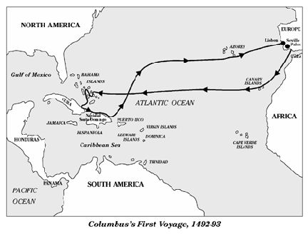 voyage of christopher columbus essay The diary of christopher columbus's first voyage to america, 1492-1493, reading assignment this 3 page paper gives an overview of the writing of christopher columbus on his first discovery of america.