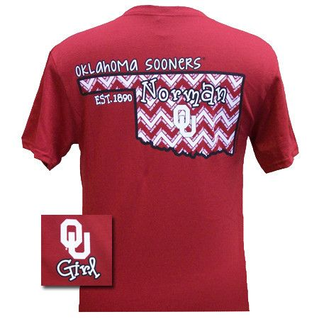 314 best oklahoma boomer sooner images on pinterest for Simply for sports brand t shirts