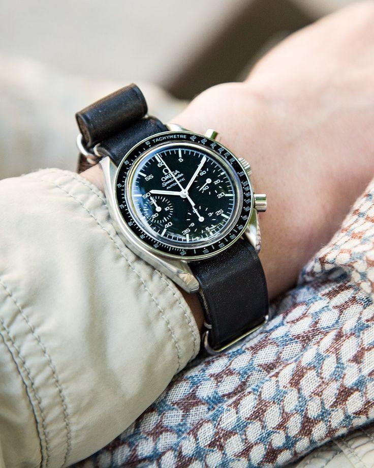 Omega – Speedmaster Reduced – Wristshot