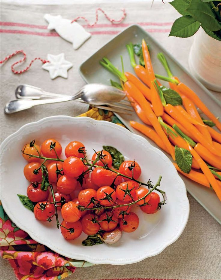 Glazed carrots by Margaret Fulton from The 12 Days of Christmas | Cooked