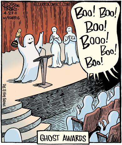 bizarro comics ghosts - Google Search