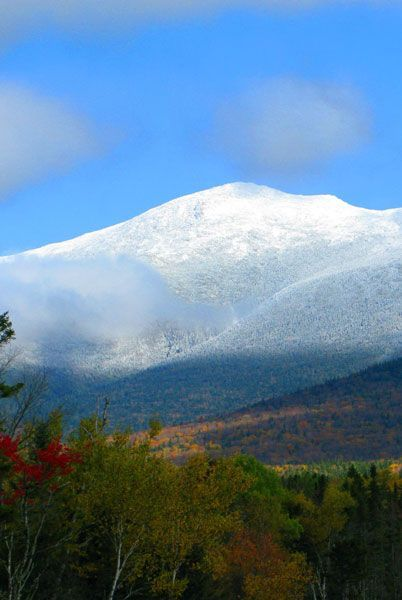 Mt Washington, New Hampshire...will always be part of our first travel and hiking adventures for us.