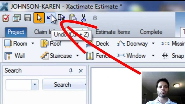 Learn Xactimate from Adam -- Resizing room methods and creating jogs