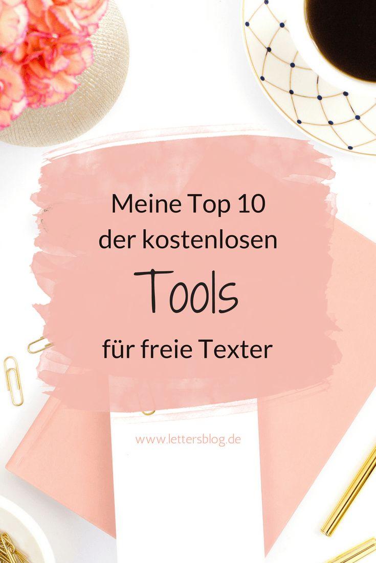 10 kostenlose Tools für Texter