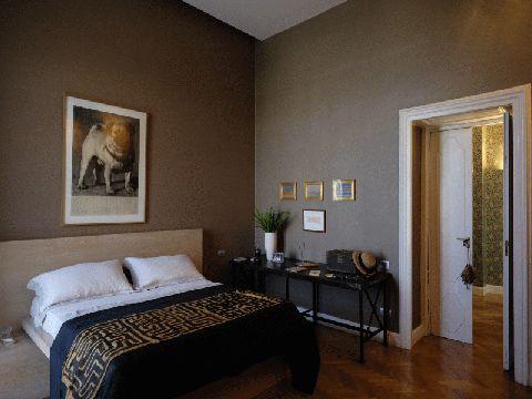 Camera Capri, matrimoniale, con bagno privato interno e balcone panoramico