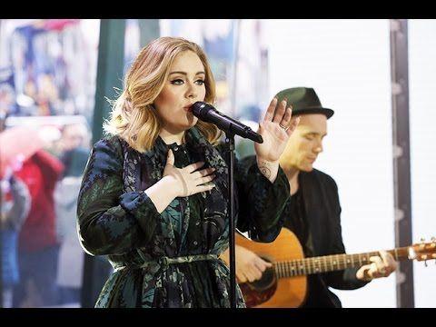Adele Million Years Ago - Adele ( Live NBC ) #MusicVideos