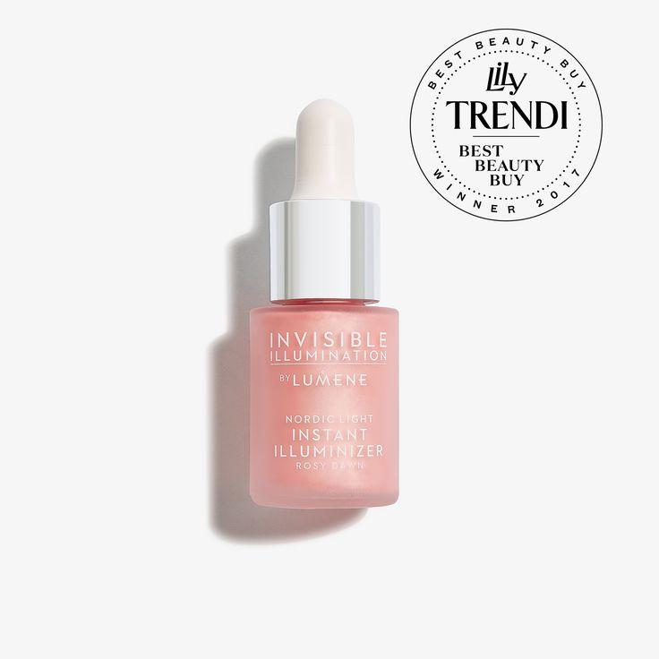 Best Beauty Buy by Trendi Magazine & @lilyedit | Nordic Light Valopisarat, Rosy Dawn | Lumene