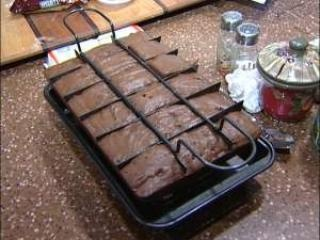 Perfect Brownie Instructions The Perfcet Brownie Pan As