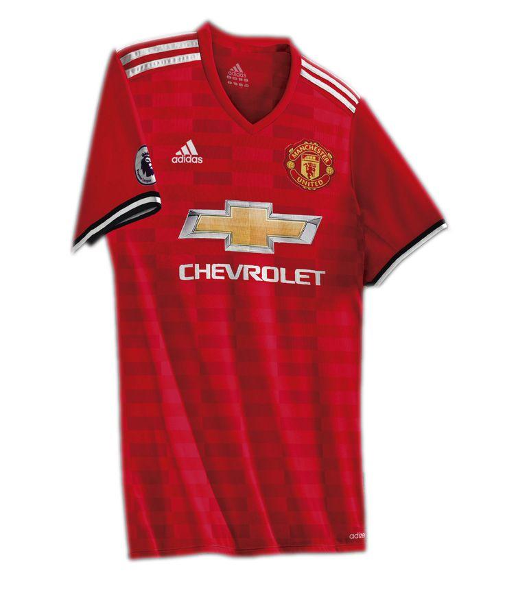 Camiseta Manchester United Primera 2017-18