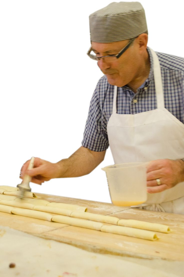 Jos Rehli, Owner Swiss Master Baker and Master Pastry Chef