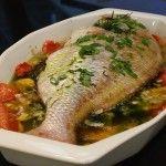 Como Assar Peixe Inteiro no Forno