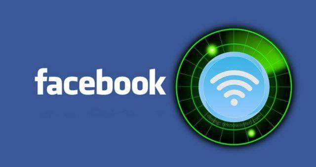 Facebook Ücretsiz Wi-Fi Noktalarını tarayacak  Facebook Ücretsiz Wi-Fi Noktalarını tarayacak