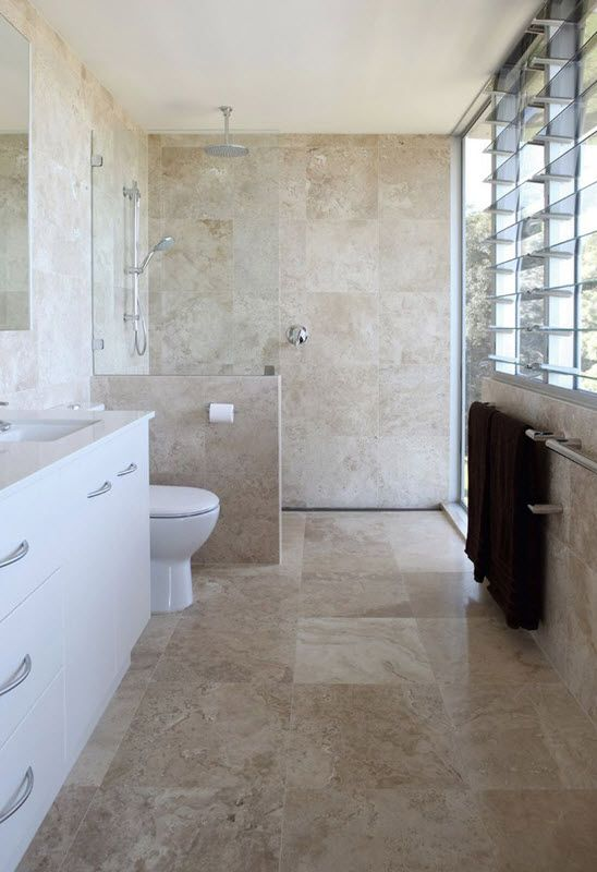 Best 25+ Beige Tile Bathroom Ideas On Pinterest | Tile Shower Shelf, Master  Master And Pebble Tile Shower Floor