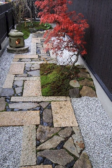 65 affordable backyard garden path walkway ideas on a for Walkway ideas on a budget