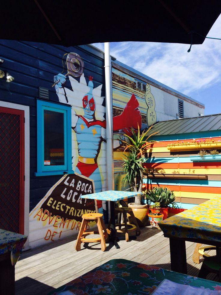 La Boca Loca, Wellington, New Zealand. New zealand