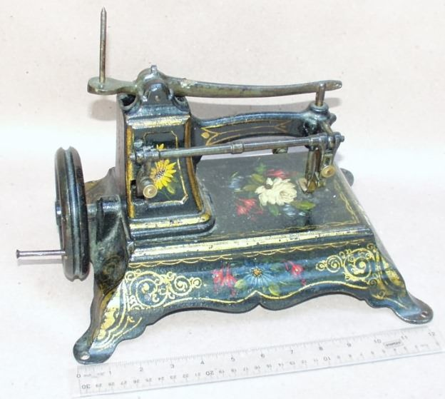 1856 Watson Patent Paw Foot Sewing Machine