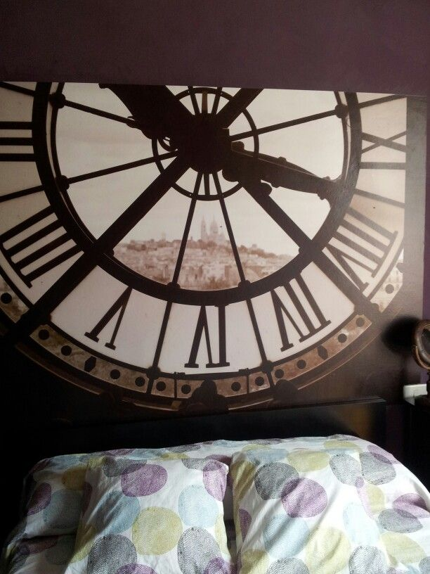 Cabecero de cama decoracion de interiores vinilo de for Vinilo cabecero cama