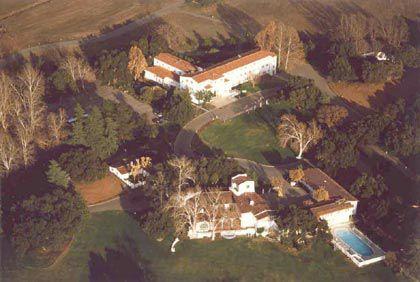 King Gillette Ranch aka the Biggest Loser Ranch in Malibu!