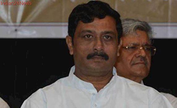 BJP national secretary Rahul Sinha dares Mamata to stop Muslims from using weapons in Muharram