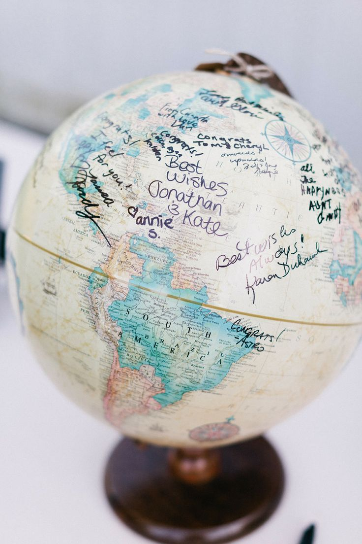 Use a Globe as an Alternative to
