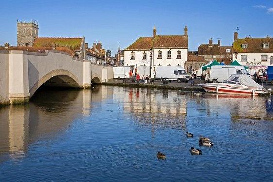 Wareham, Dorset, England.