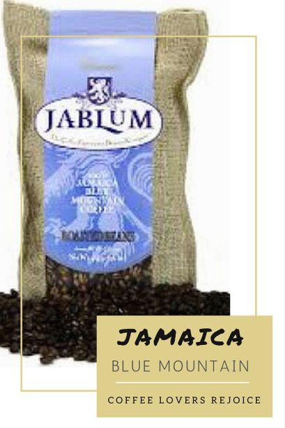Jamaica Blue Mountain Coffee
