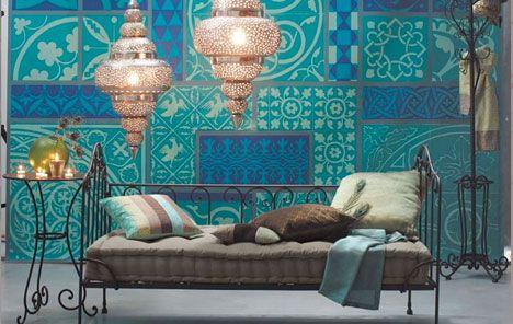 17 beste afbeeldingen over oosters interieur op pinterest for Wohnzimmer indisch einrichten