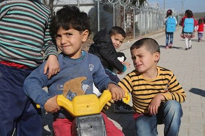 I chose this report by UNICEF because it shows what organizations are doing to help the Syrian refugee children have better access to education in Turkey. The report talks about the training of teachers, refurnishing schools and the importance of getting Syrian children in school. This is relevant to my topic because I am able to see what organizations are doing in order to improve the education conditions of the children and how they are dealing with the large increase in students.