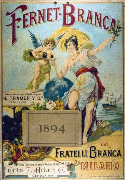 Concurso Fernet Branca de Afiches