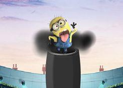 JuegosdeMinion.com - Juego: Fly Me To The Moon - Jugar Juegos Gratis Online Flash