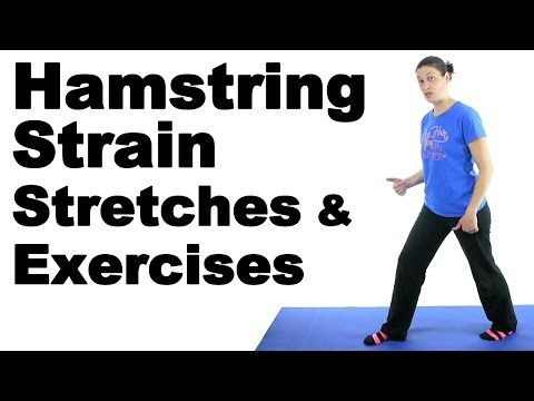 These hamstring stretches and exercise routines must assist with a hamstring strain. The hamstrings assist us stroll, lift our legs backwards, and bend our knees.