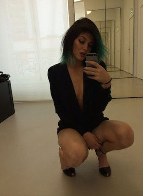 17 Pictures of Kylie Jenner That Make Us Feel Dirty for Staring - Kylie Jenner Style