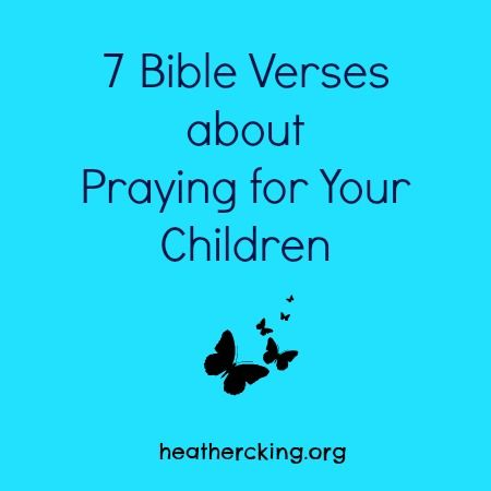 1000+ ideas about Bible Verses About Children on Pinterest ...