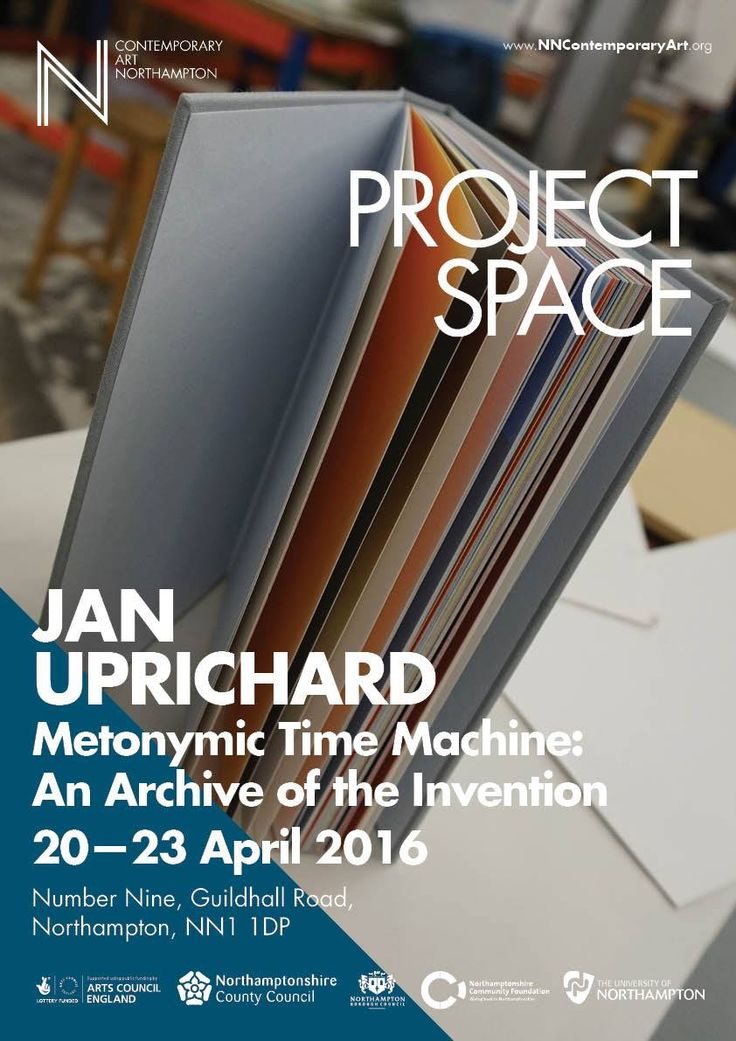 Jan Uprichard, Metonymic Time Machine, 20–23 April 2016, NN Contemporary Art
