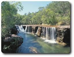 Eliot falls Australia