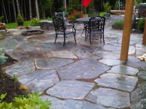 Natural stone is perfect if you want something unique and natural looking. Bergmans carries a wide variety of natural stone. Stop by anyone of our 4 locations today and let us help you with your DIY project. Bergman's: Plan! Dream! Discover!