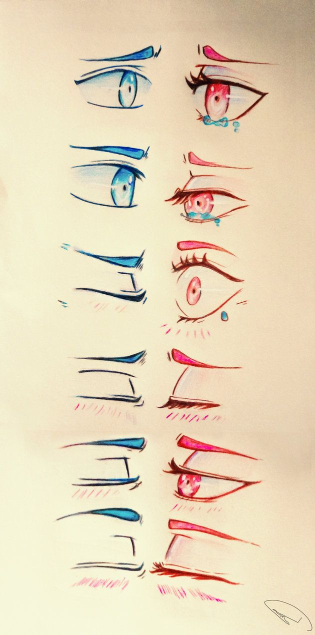 eye tales  inspired from larienne by joshin1996.deviantart.com on @DeviantArt