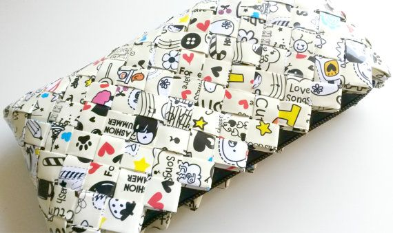 EcoFriendly Handmade PaperBag by ThePaperBags on Etsy, €20.00