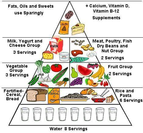 balanced diet chart - Google Search