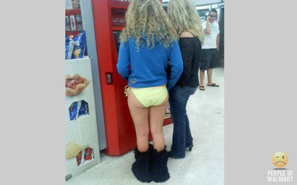 Where to start? Spiral Perm? Panties loose and free? Furry ...