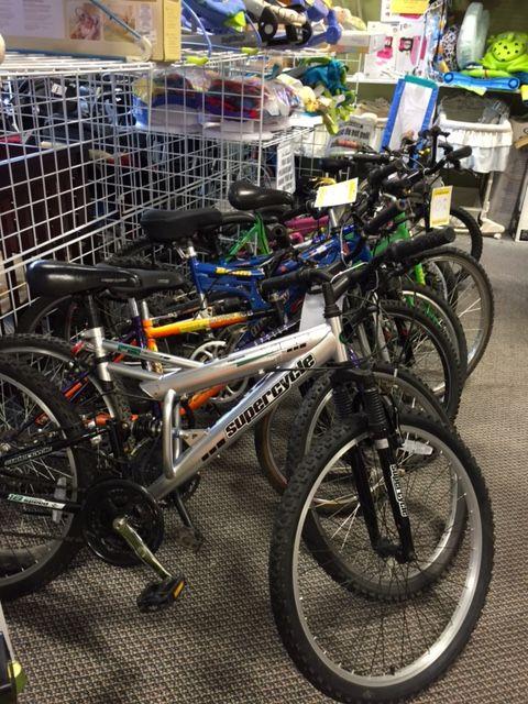 Bikes..... we got them starting at $20.00