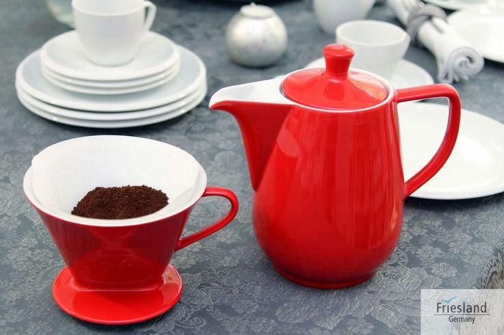 Perfekter Kaffeegenuss #1: Wer Kaffee liebt, brüht von Hand - http://bit.ly/1y8GTpN