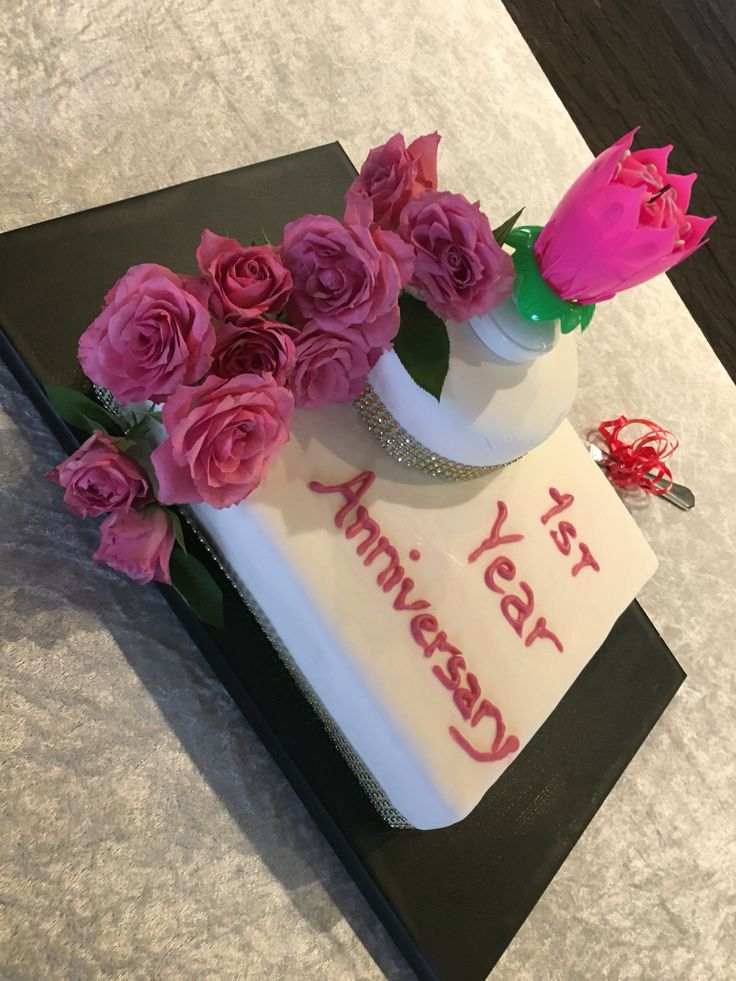 1st year wedding Anniversary ❤️