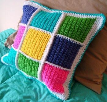 image hostВязаные наволочки для диванных подушек-идеи