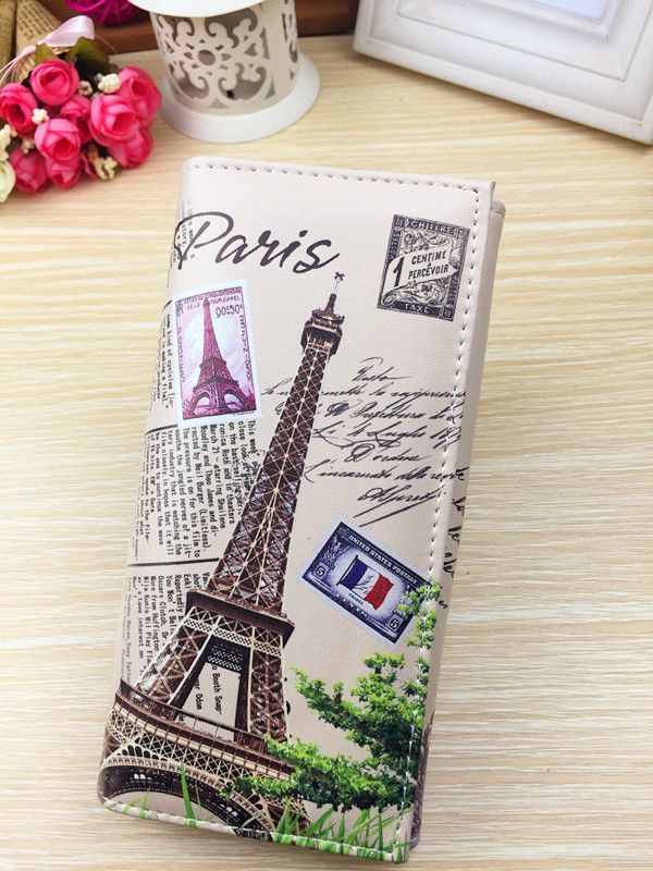 Cheap wallet security, Buy Quality wallet coin directly from China clutch Suppliers: Female Purse Printed Women Wallet Monederos Documents Portefeuille Femme Bolsos Carteras  Vintage Pochette Clutch BB060-