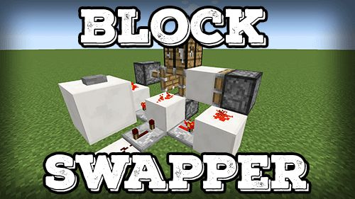 Block Swapper - Quick and Easy - Redstone Creations - Redstone ...
