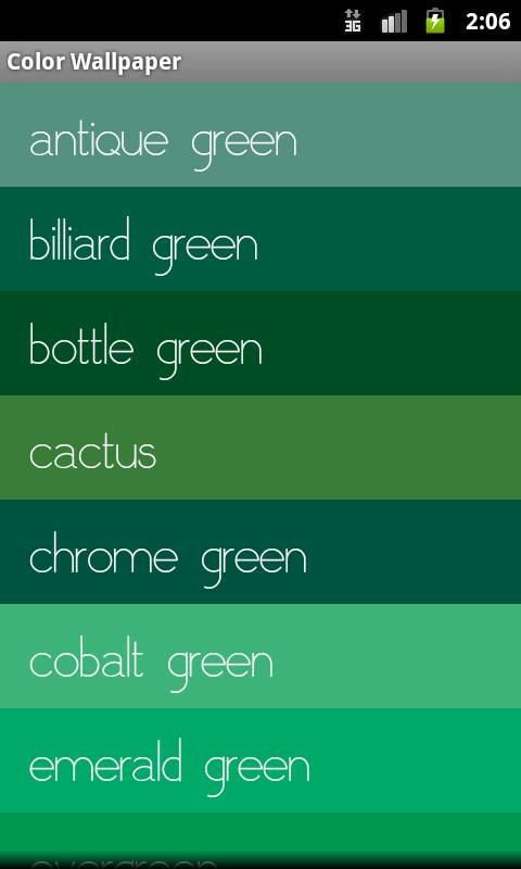 Best 25 gama de verdes ideas on pinterest habitaci n de - Gama de verdes ...