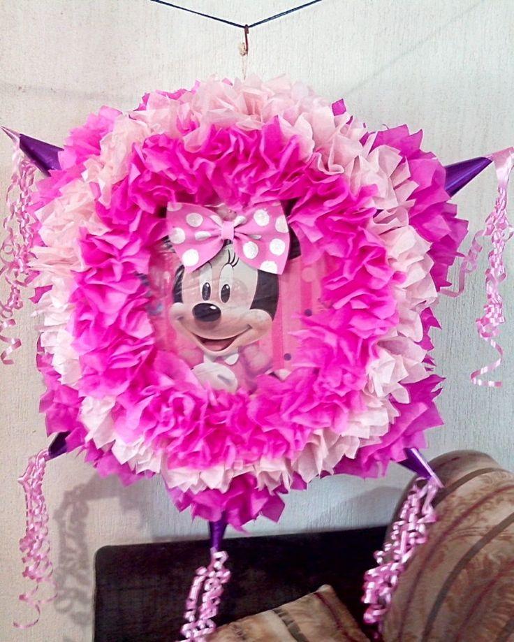 Piñata Minnie Mouse MRM
