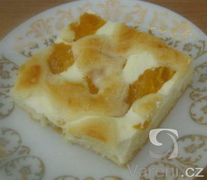 Recept Rychlý koláč s tvarohem - vynikající Rychlý koláč s tvarohem