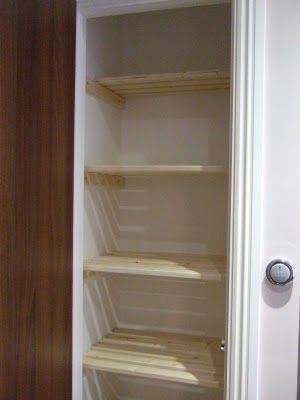 Airing cupboard shelving                                                       …